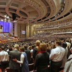 Mormon Leadership Gathers For General Conference
